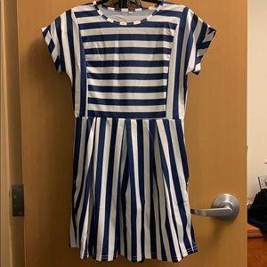 Dresses & Skirts - Striped Dress